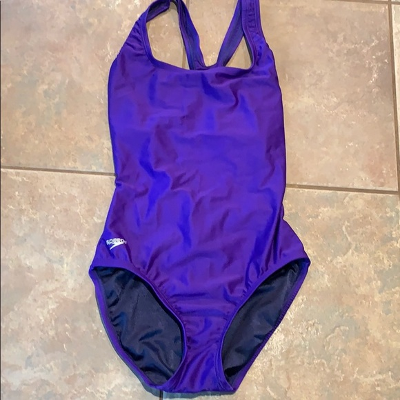 Speedo Other - Speedo lightly lined bra classic competition